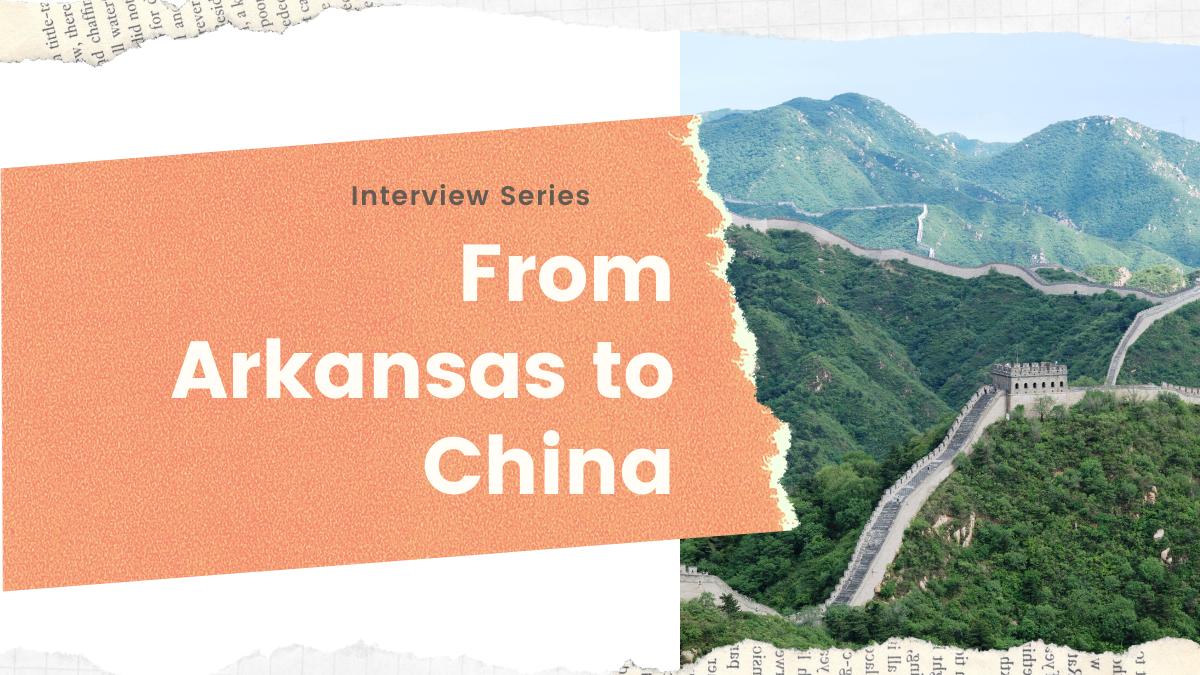 Expat Life: From Arkansas to China