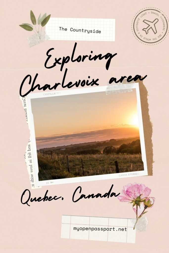 Exploring Charlevoix
