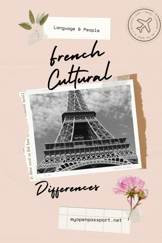 French Cultural Differences