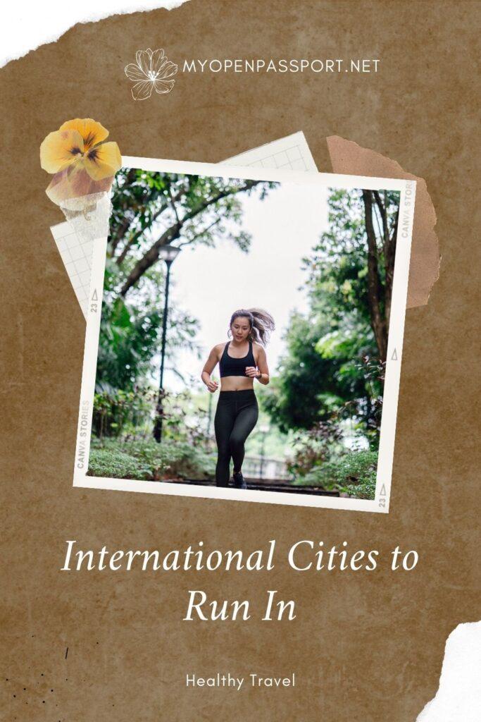 cities to run in