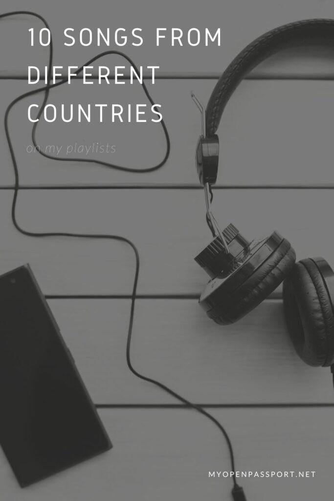 International songs